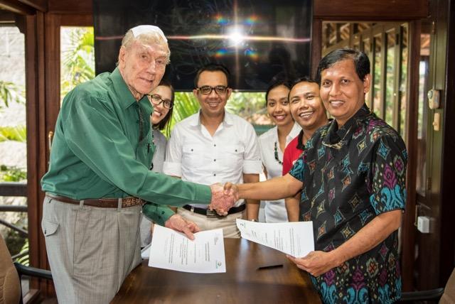 MOU with Perdami Bali