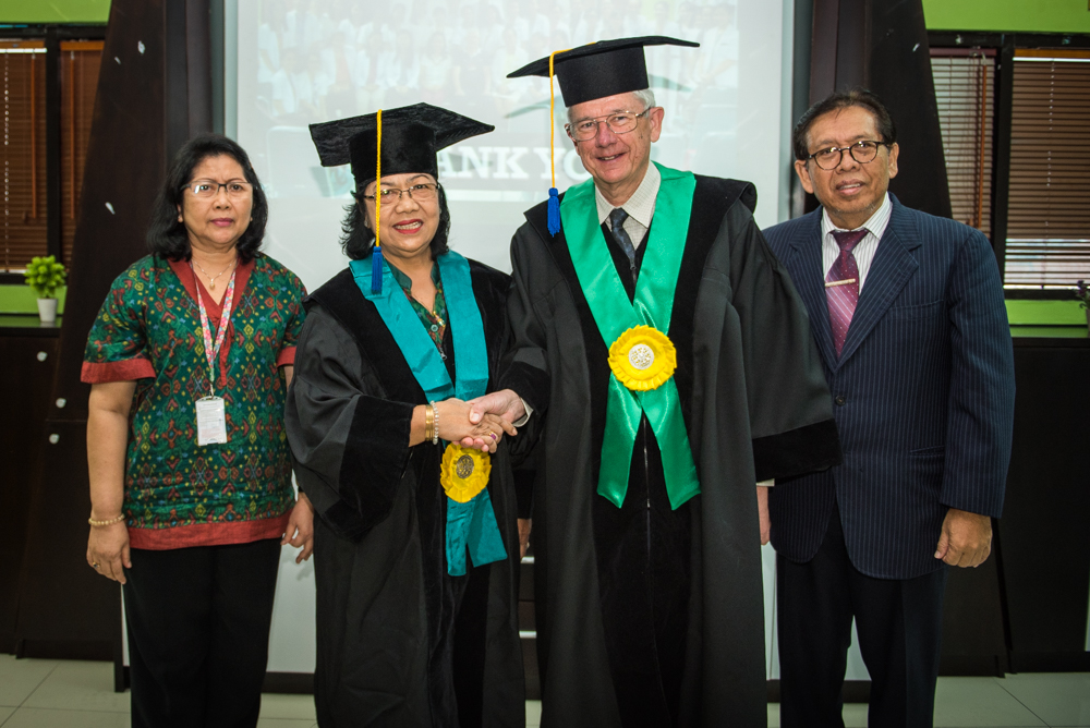 Prof John Crompton's Inauguration