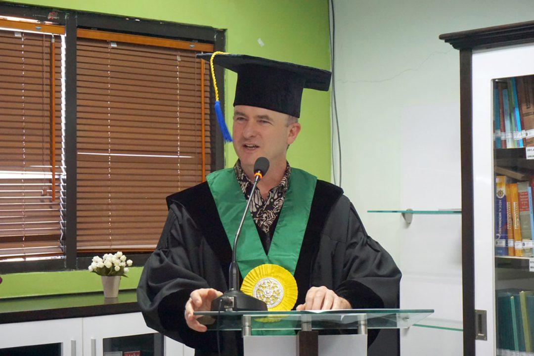 TECHNOLOGY TRANSFER – PROFESSOR BILL MORGAN