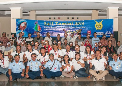 Bali Team Heads Off-Shore