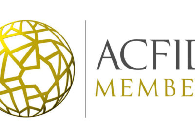 FULL MEMBERSHIP OF ACFID